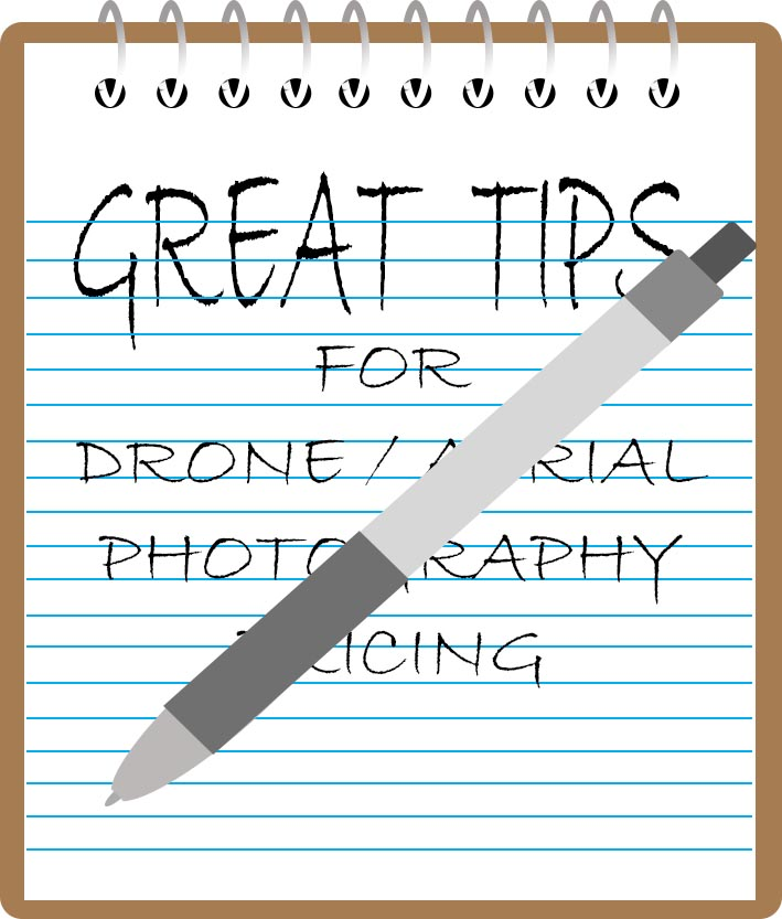 INFOGRAPHIC: Great Tips And Pricing Guide For Bakersfield, CA Drone & Aerial Photography